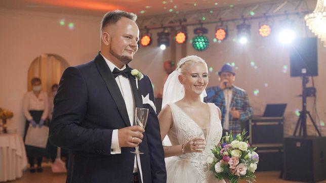 Kamerzysta wesele, film wesele, teledysk ślubny, dron! Śląsk.