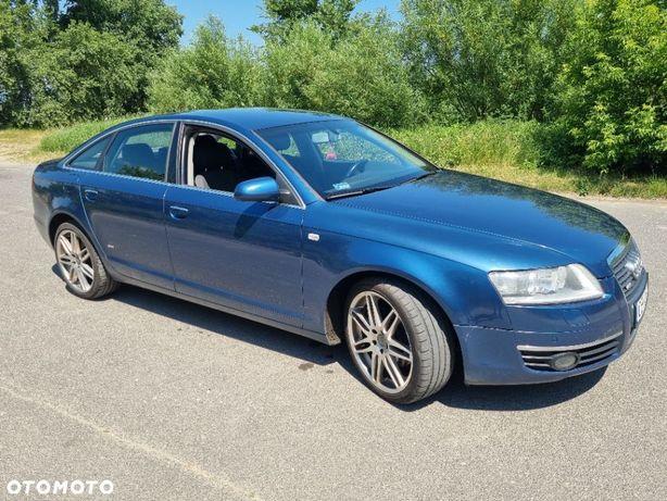Audi A6 Audi A6C6 Automat 2.7TDI 180km