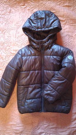 Куртка деми на мальчика 3-4-5 лет на холодную осень/весну Esprit