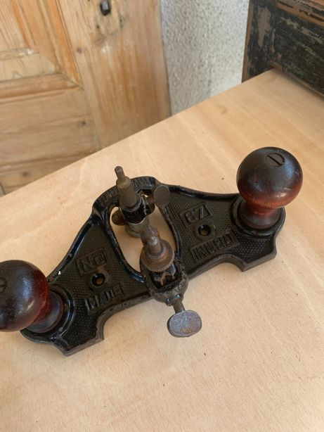 plaina/roteador vintage