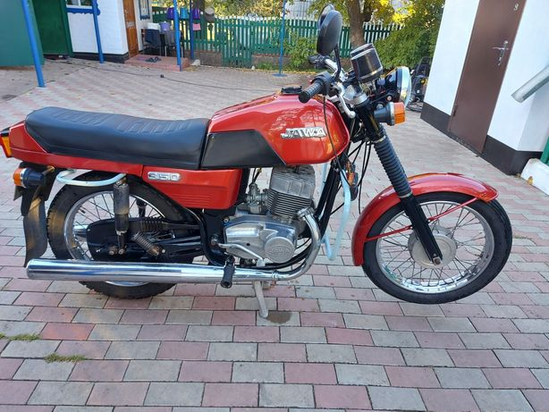 Мотоцикл Ява638 12v