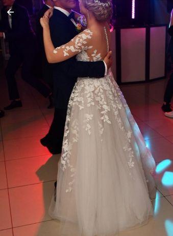 Suknia ślubna rozmiar 36