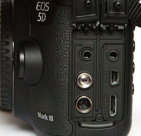 Tampas de Borracha laterais de maquinas fotograficas DSLR Canon Nikon