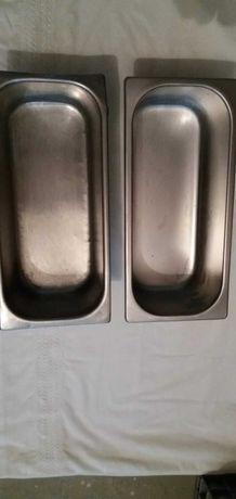 6 Caixas metálicas para gelado
