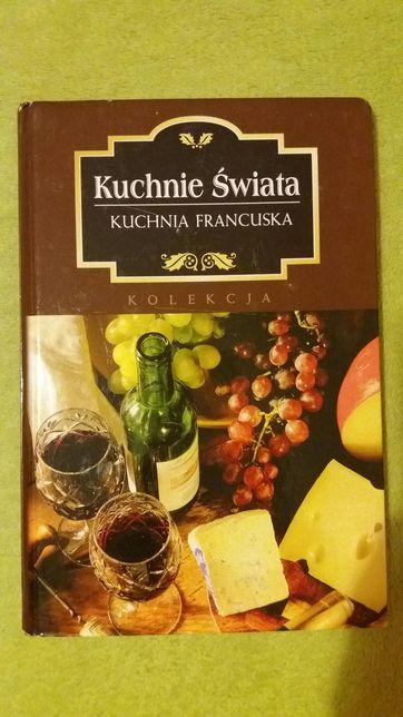 Sprzedam TANIO książkę Kuchnia Francuska