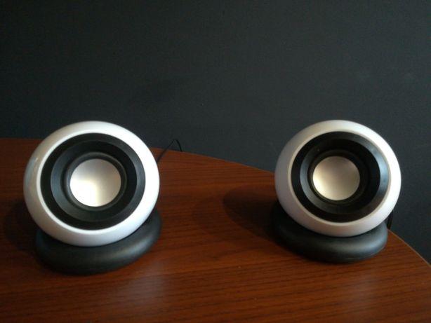 Głośniki stereofoniczne Vibes MG-02 zasilanie przez USB