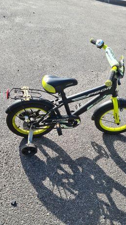 Детский велосипед профи Profi