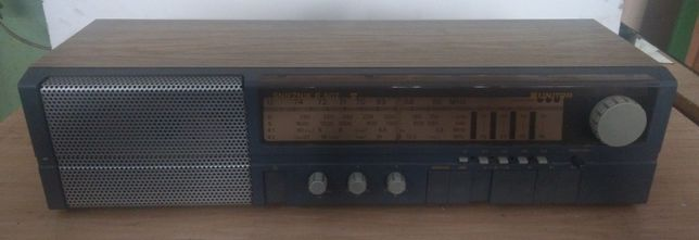 Radio UNITRA ŚNIEŻNIK R-502 stan 9/10 PRL