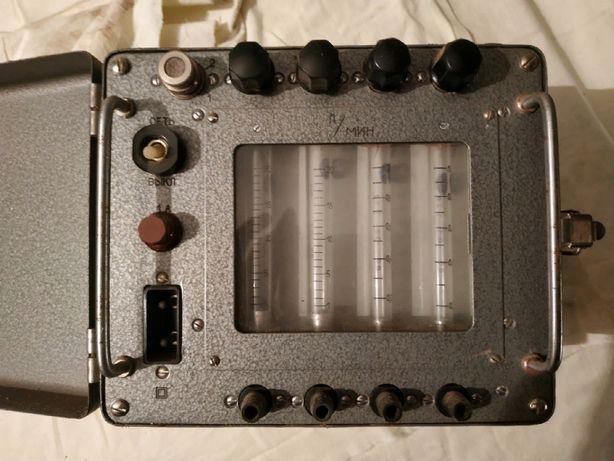 аспиратор для отбора проб воздуха 822