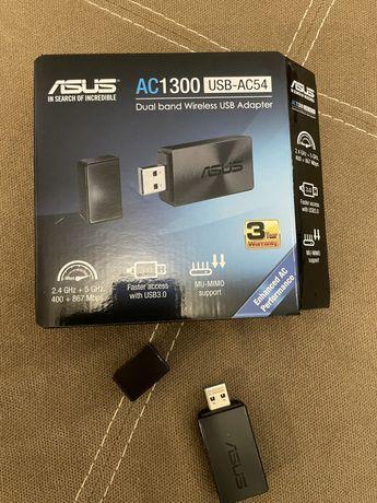 Wi-fi адаптер Dual-band Wireless-AC1300 USB 3.0 Wi-Fi Adapter