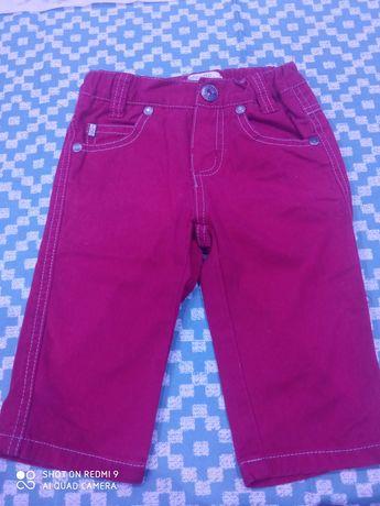 Spodnie dżinsowe chłopca