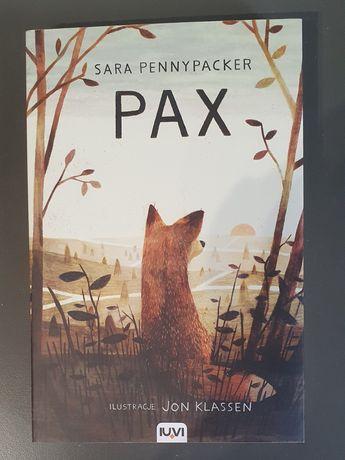 "Sara Pennypacker ""Pax"""
