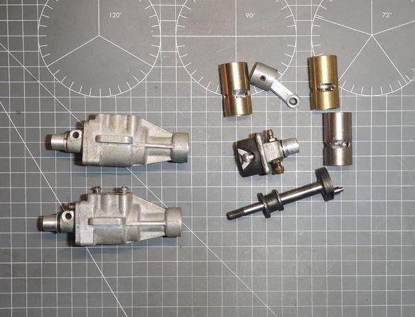 Запчасти на микродвигатель КМД 2.5