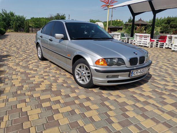 BMW e46 316i 1.9 M43tu бензин МКПП