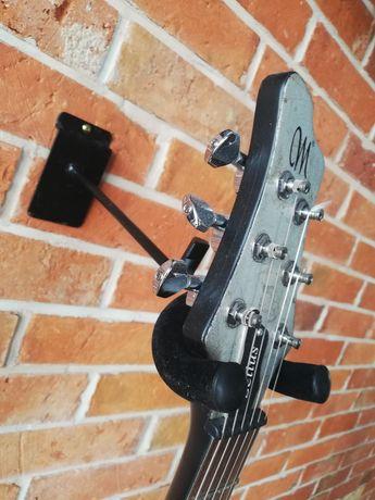 Uchwyt gitarowy wieszak na gitarę do gitary na ścianę ścienny 20cm