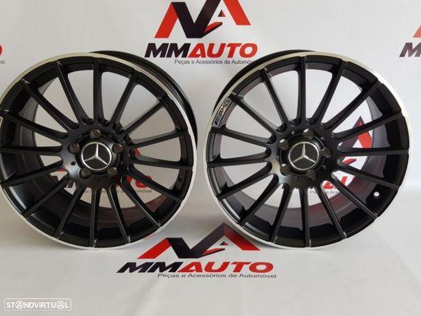 Jantes Mercedes C63 AMG 18