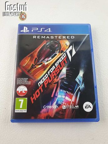 Od Loombard Gostyń Gra Need for Speed Hot Pursuit Remastered PS4