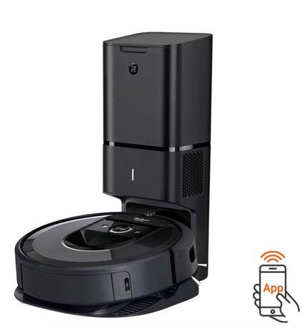Робот-пилосос iRobot Roomba i7+ /Кредит/Самовивіз/iPeople
