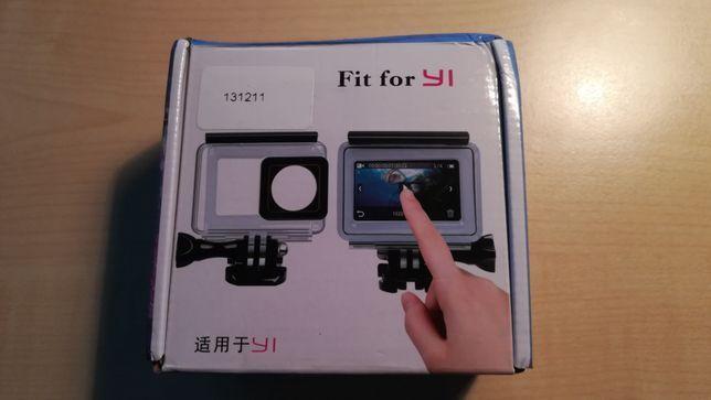 Obudowa wodoszczelna do kamery YI 4K+, YI 4K, YI LITE NOWA Odbiór