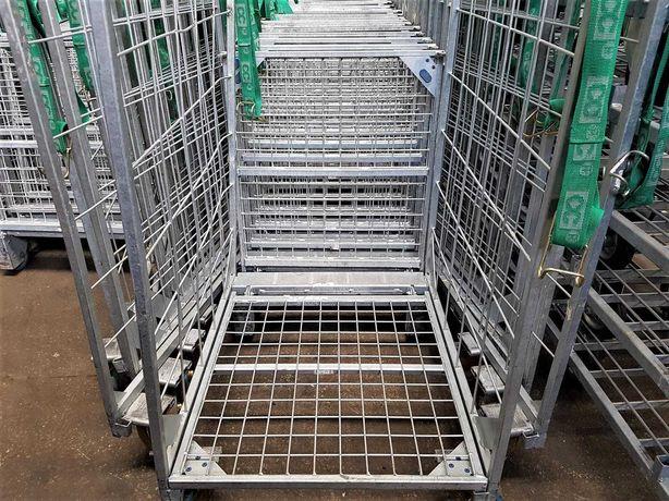 Wózek Gniazdowy  Siatkowy Platforma 80x67x190cm