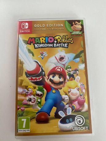 Mario + Rabbids Kingdom Battle (NS)