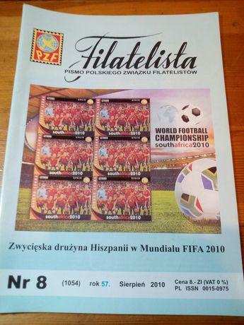 Filatelista.nr.08/2010.
