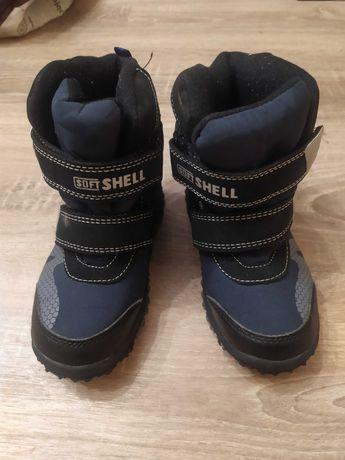 Buty zimowe chłopięce 29