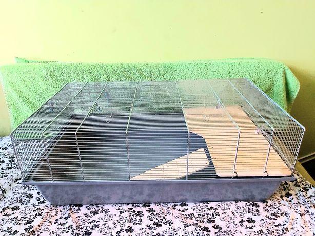 Klatka dla chomika,myszek, innych gryzoni ,wym. szer. 77, głęb.47 w.29