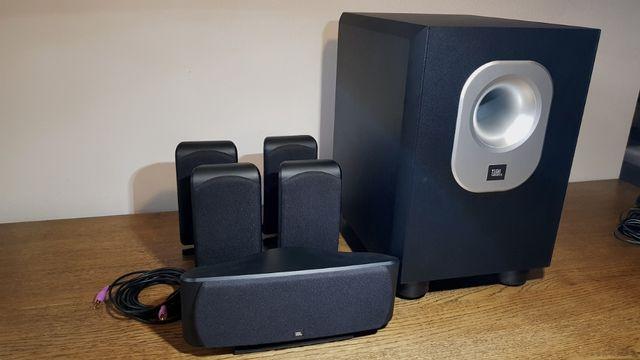 Głośniki 5.1 - JBL SCS200
