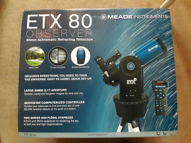 Teleskop ETX 80 Observer