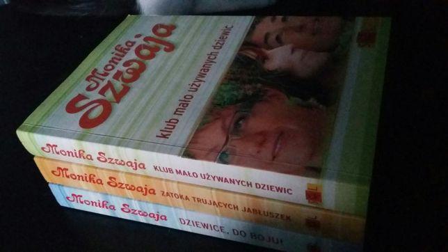 Monika Szwaja 3 książki