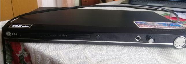 DVD- проигрыватель LG с USB