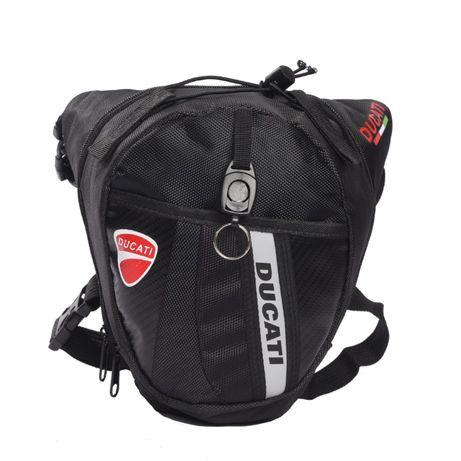 Bolsa Cintura/Perna Ducati (Dainese, Alpinestars, Honda, Suzuki)