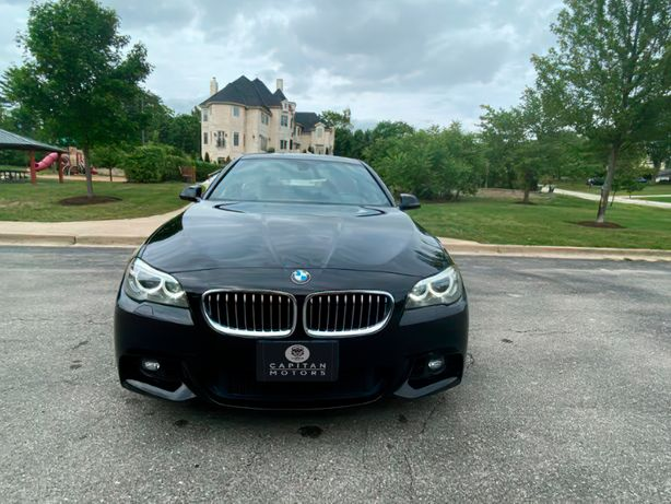 BMW 528 xDrive 2016