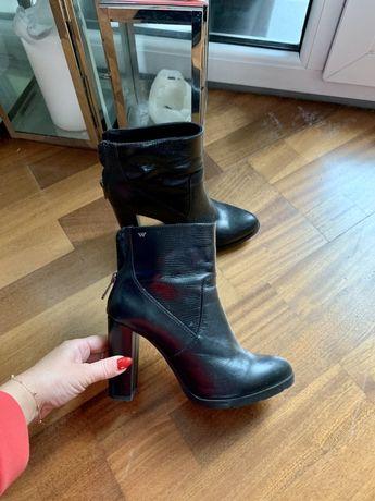 Botki buty pinko kazar venezia pinko - wojas