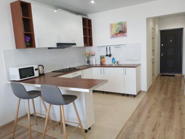 1к квартира, 39 м², ЖК Новая Англия, Ливерпуль, 7 этаж. Переуступка