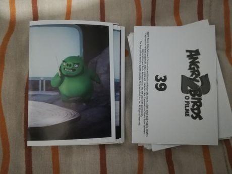 Cromos Angry Birds 2 (Continente) Atualizado 18/4