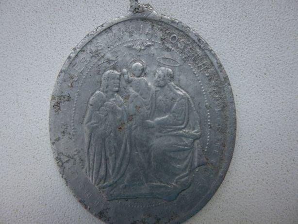 Католический медальон-1910-1930 годов