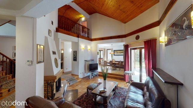 Dom w Radości, przy lesie, duża działka,5 sypialni