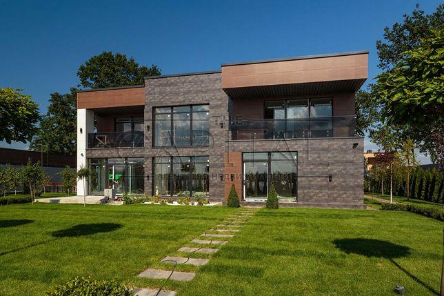 Продам дом с бассейном на первой линии у Днепра КГ River Island 362м2