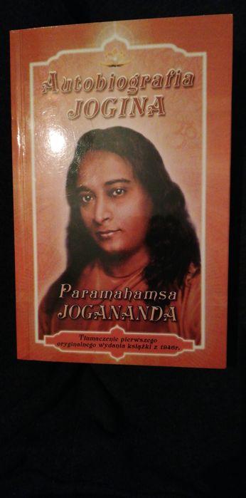Autobiografia Jogina Paramahamsa Jogananda Warszawa - image 1