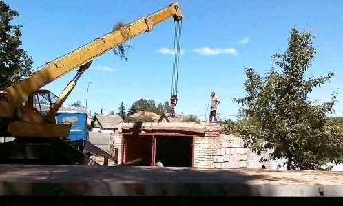 Демонтаж старых домов,сараев. Демонтаж бетона, железобетона.