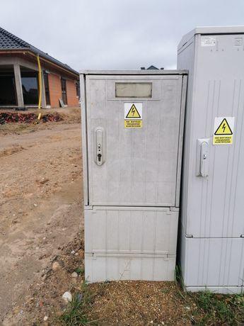Skrzynka budowlana elektryczna