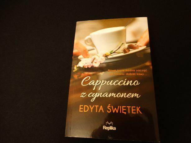 """Cappuccino z cynamonem"" Edyta Świętek"