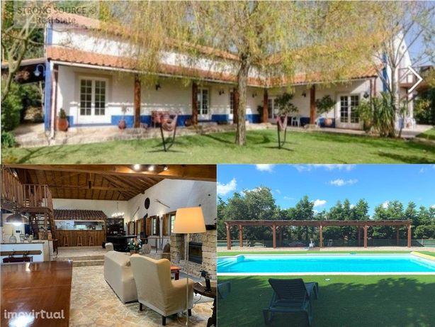 Vende-se Quinta com 9240 m2 com casa principal de 391 m2,...