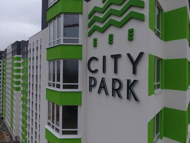 1к квартира в ЖК «City Park», 57.5 м2. Скидка до 10.01.2021