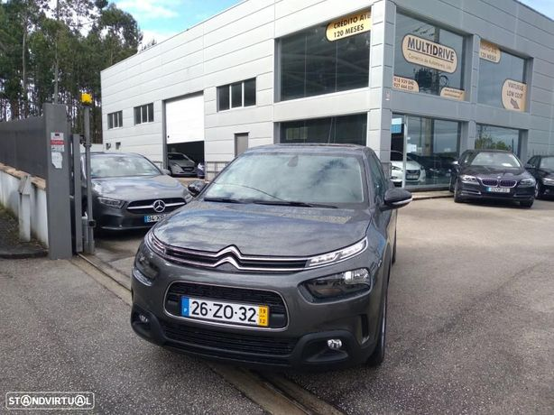 Citroën C4 Cactus 1.5 BlueHdi