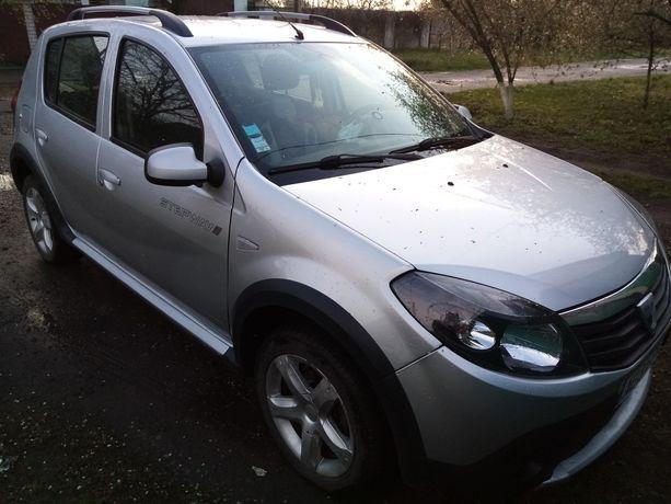 Продам Dacia Sandero Stepway