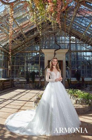 Продам коллекционное свадебное платье от бренда Armonia