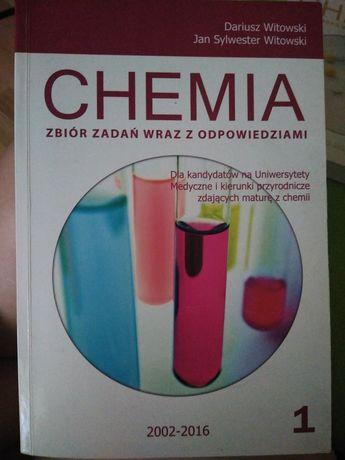 Zbiory zadań z chemii Witowski